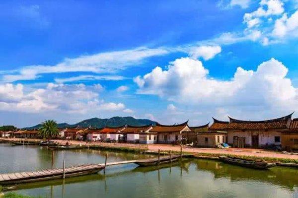 漳州自由行攻略 — 漳州旅游必去十大景点龙海埭尾村