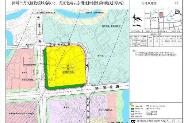 2019年龙文区新规划多幅居住用地,快来看看都在哪里?