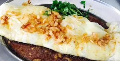一把剪刀剪出漳州早餐美味的灵魂