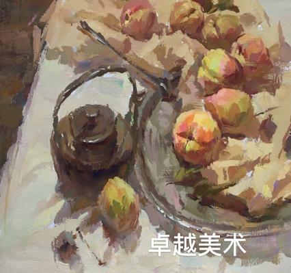 漳州卓越画室色彩作品分享漳州卓越画室